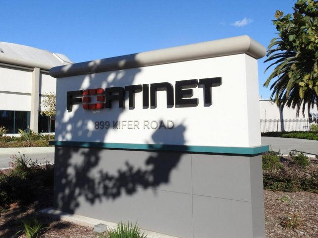 Компания Fortinet, Inc выросла на отчете
