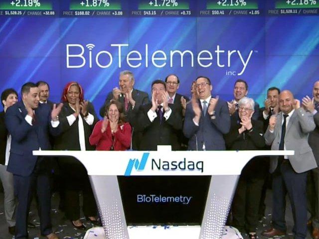 BioTelemetry Inc положительно отчиталась