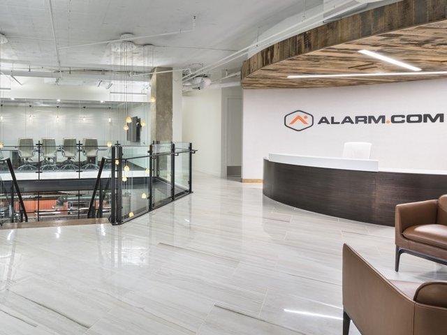 Компания AlarmCom Hldg Inc отработала на постмаркете