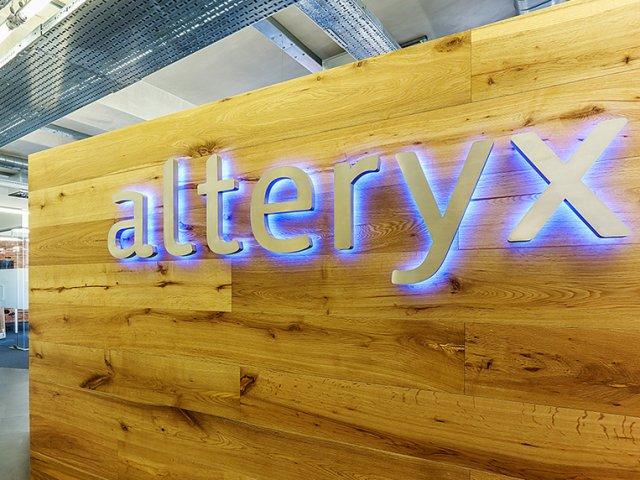 Компания Alteryx растет после отчета
