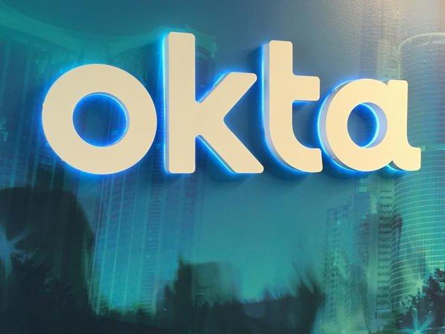 Компания Okta Inc взлетела на 10 $