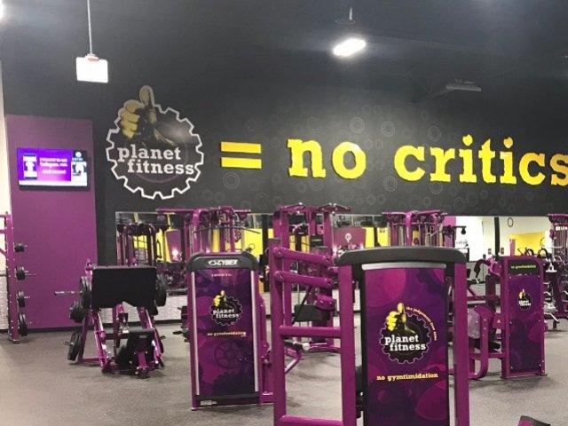 Компания Planet Fitness растет после отчета
