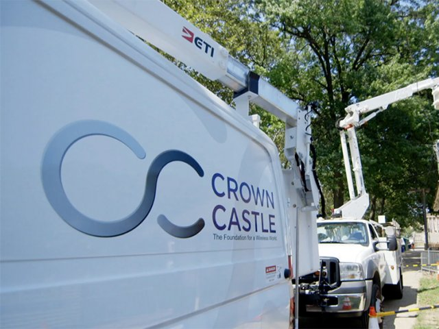 Crown Castle International Corp   Fondexx