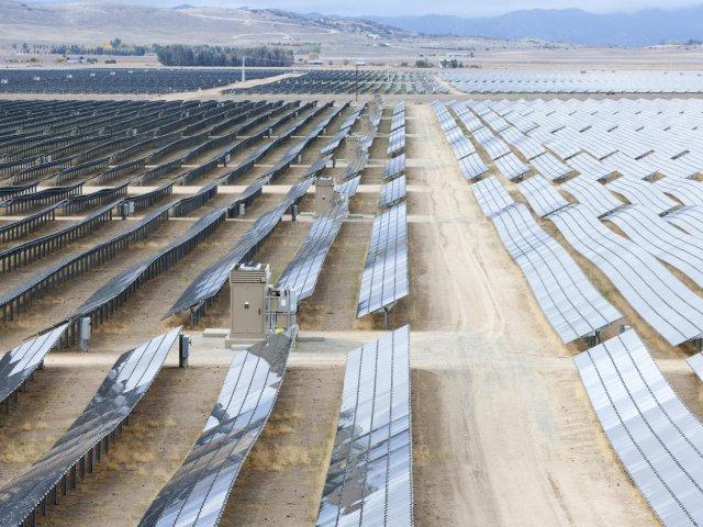 FSLR производитель солнечных панелей