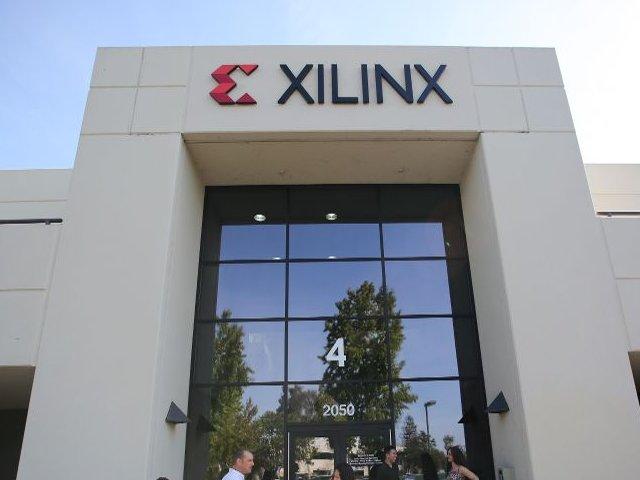 Компания Xilinx тикер XLNX | FONDEXX