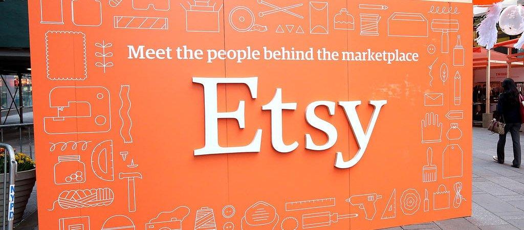 Тикер ETSY Компания Etsy, Inc вырастает на отчете